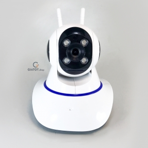 Camera wifi 2 râu 4 led Yoosee HD-720P 05HA Model 2018