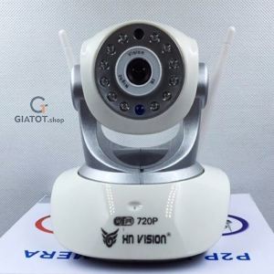 Camera wifi cao cấp HNvision HD-720P 6100 model 2018
