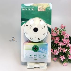 Camera wifi Panoramic 360 độ HD-720P IPC-3601 model 2018