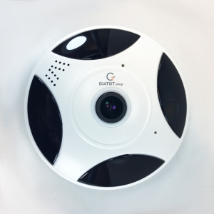 Camera wifi Panoramic 360 độ HD-720P IPC-3604 model 2018
